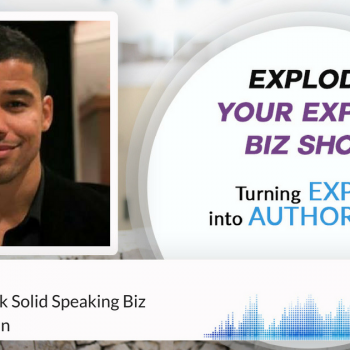 EPISODE #3 Secrets Of A Rock Solid Speaking Biz with Warren Ryan