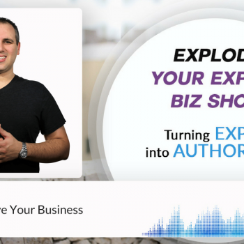 Episode #105 Sales Won't Save Your Business with Joe Pardo