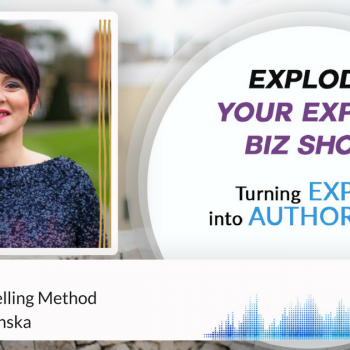Episode #111 The Energetic Selling Method with Lenka Lutonska