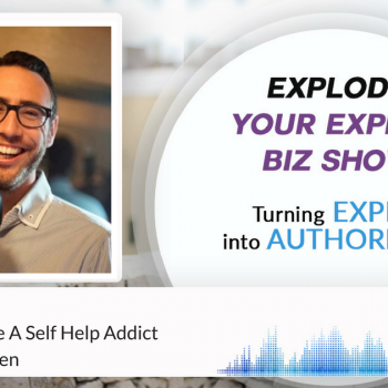 Episode #95 How NOT To Be A Self Help Addict with Daniel Gefen