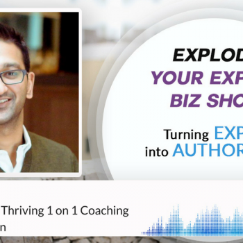 Episode #16 How To Build A Thriving 1 on 1 Coaching with Ankush Jain