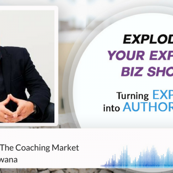 Episode #18 How To Disrupt The Coaching Market with Ketan Makwana