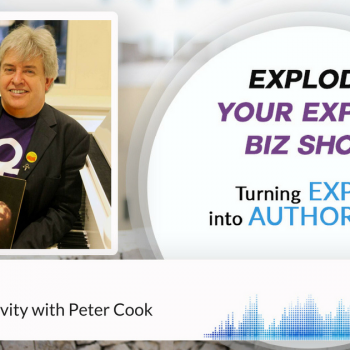 Episode #40 Rockstar Creativity with Peter Cook