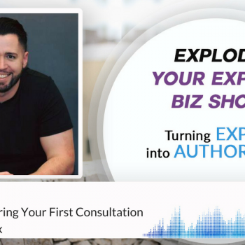 Episode #41 How To Sell During Your First Consultation with Aaron Janx