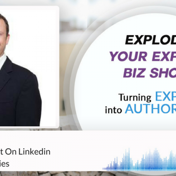 Episode #45 How To Smash It On Linkedin with Simon Davies