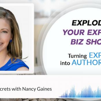 Episode #73 Productivity Secrets with Nancy Gaines