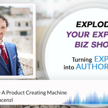 Episode #138 How To Become A Product Creating Machine With Simone Vincenzi