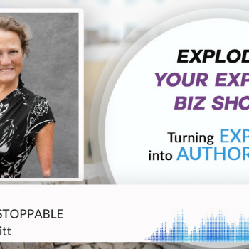 Episode #161 How To Be UNSTOPPABLE With Tracy Schmitt