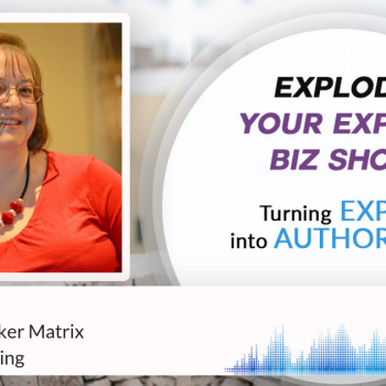 Episode #175 The Speech Maker Matrix With Caroline King