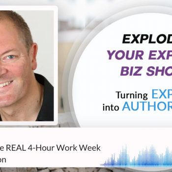 Episode #181 How To Live The REAL 4-Hour Work Week With Nick Bolton