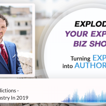 Episode #189 Doomsday Predictions - The Expert Industry In 2019