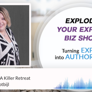 How To Create A Killer Retreat with Natasha Botbijl