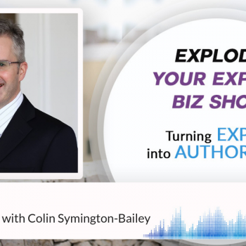 Episode #209 Mental Wealth with Colin Symington-Bailey