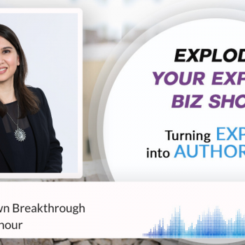 Episode #212 Create Your Own Breakthrough with Rohini Rathour