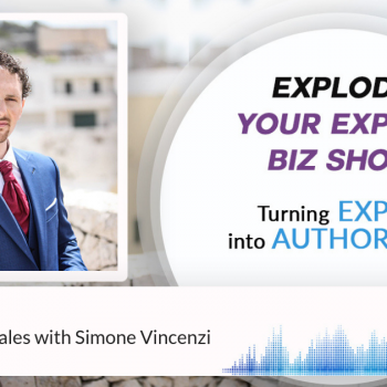 Episode #225 The #1 Rule In Sales With Simone Vincenzi