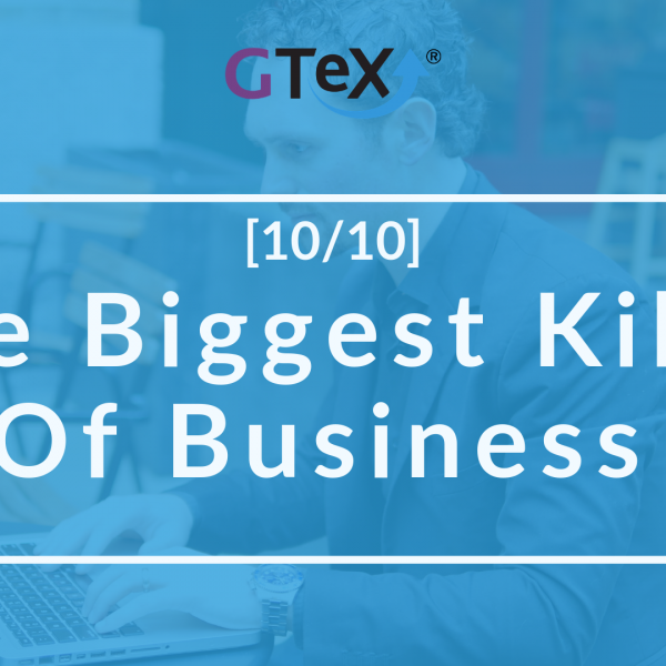 [10/10] The biggest killer of businesses