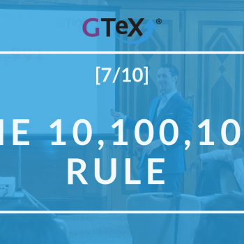 [7/10] THE 10, 100, 1000 RULE