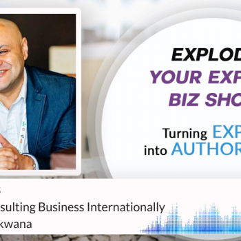 Episode #263 Scale Your Consulting Business Internationally with Ketan Makwana
