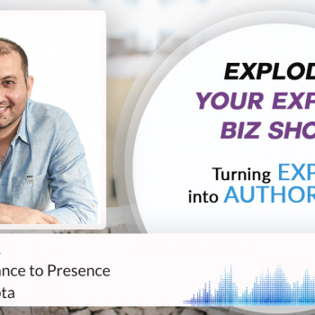 Episode #271 From Performance to Presence With Kapil Gupta