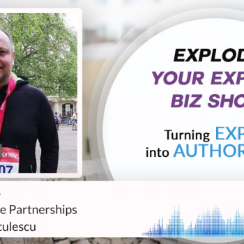 Episode #278 Create Effective Partnerships with Adrian Niculescu