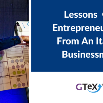 Lessons on Entrepreneurship from an Italian Businessman