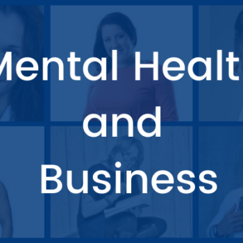 Mental health and business - The GTeX Community opens up